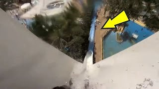 5 MOST INSANE Waterslides YOU WON