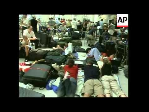 JFK airport affected by blackout