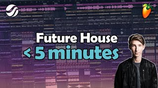 FUTURE HOUSE IN UNDER 5 MINUTES