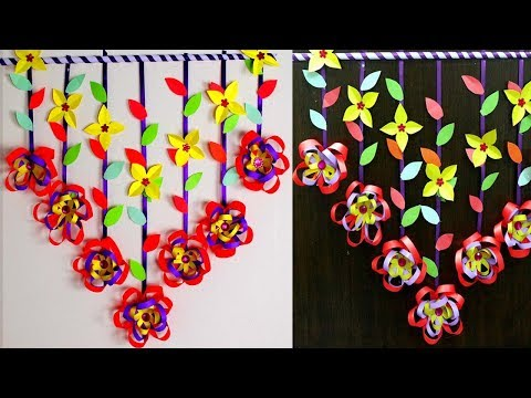 Paper Wall Hanging Crafts