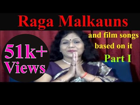 Raga Malkauns - Part 1 - Hindustani Classical Music Lessons (...