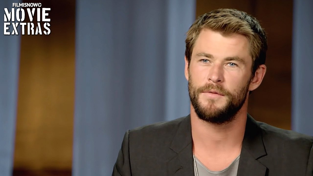 The Huntsman; Winter's War | On-Set with Chris Hemsworth 'Eric / The Huntsman' [Interview]