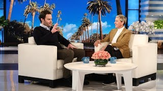 Bill Hader Got Kicked Out of Kate McKinnon