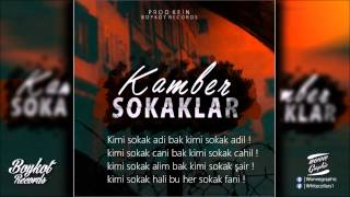 Kamber - Sokaklar (2014) [Lyric Video]