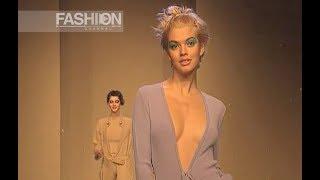 ANGELO TARLAZZI Spring Summer 1997 Milan - Fashion Channel