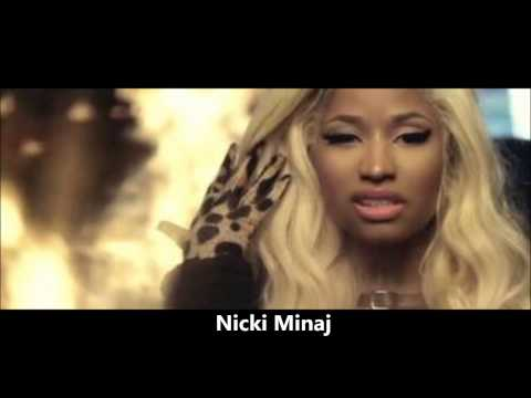 Dj Khaled Take It To The Head- Chris Brown, Rick Ross, Nicki Minaj, & Lil Wayne video