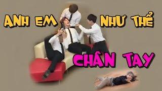 [ BTS funny moments #7] Anh em như thể chân tay=))))