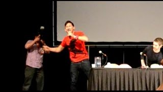 Markiplier Indy Pop-Con panel W000000-Woooooooo!