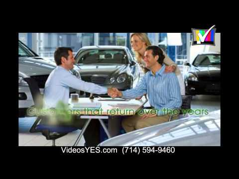 Auto Used Car Dealers online video marketing for mobile website