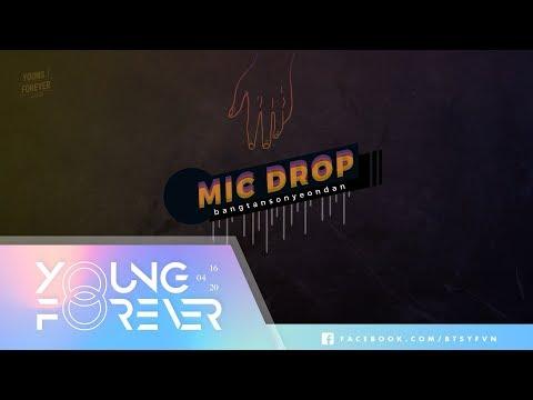[VIETSUB + ENGSUB] BTS (방탄소년단) - MIC Drop