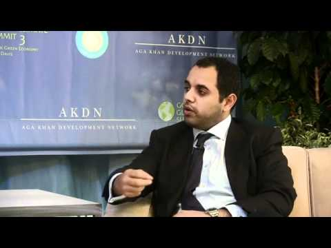 Fahad Al-Attiya, Qatar National Food Security Programme - Hub Culture Interview at GGCS3