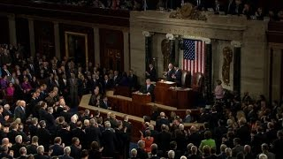 President Trump goes to Congress