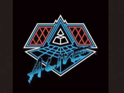 Daft Punk - One More Time / Aerodynamic - ALIVE 2007