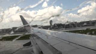 Take off RWY RW 26L Boeing 737-800