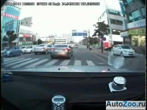 Отомстил наглому водителю и протаранил его авто