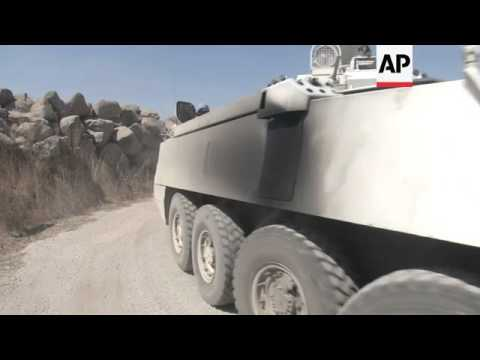 UN reinforces positions after Syria rebels seize peacekeepers