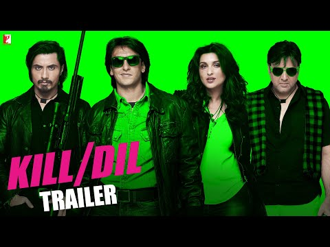 Kill Dil - New Dialogue Trailer - Ranveer Singh | Ali Zafar |...