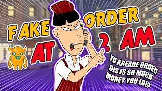 Asian Fake Order Prank (ft. Buk Lau) - Ownage Pranks