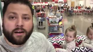 A COSTCO RUN AND A RACE!