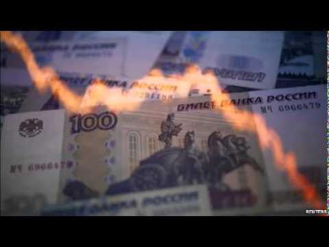 Russian rouble falls to new low against US dollar