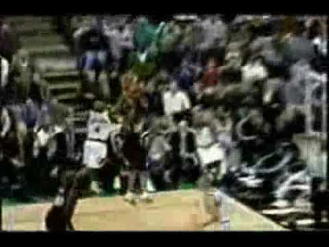 Allen Iverson 46pts vs Chris Webber Kings MVP 00/01 NBA