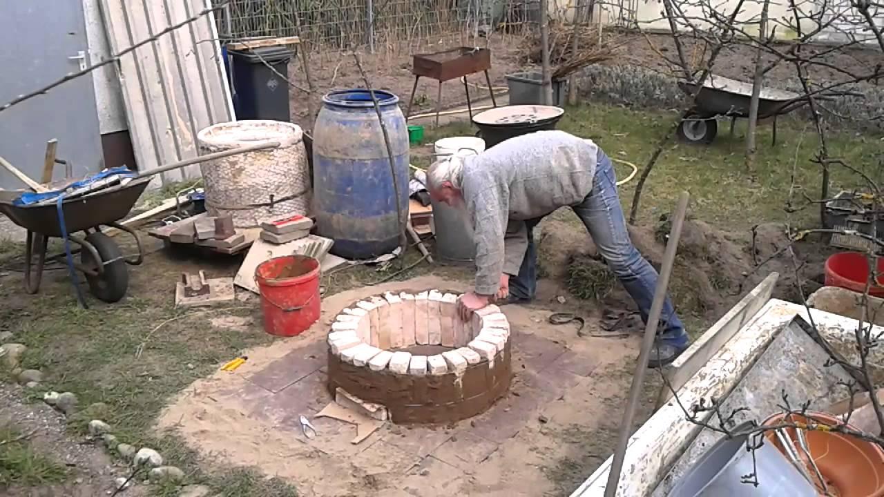 Как своими руками строить тандыр