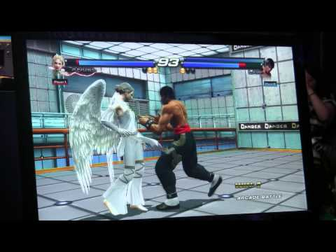 E3 2012 - Tekken Tag 2 - Part 3