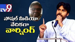 Pawan Kalyan gets death threat from YS Jagan fan!
