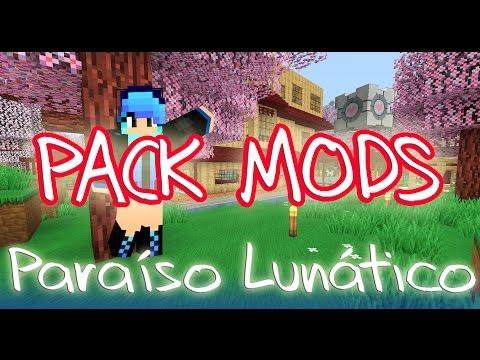 Paraíso Lunático | Instalación Pack de Mods