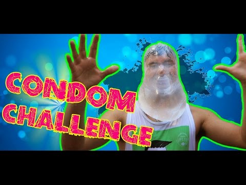 Condom Challenge Vs Ice Bucket Challenge