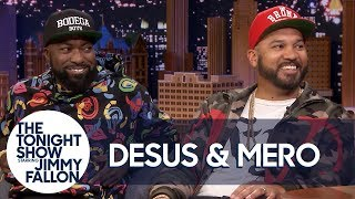 Desus and Mero Sound Off on Popeyes' Chicken Sandwich, Bill de Blasio's Pizza Choices