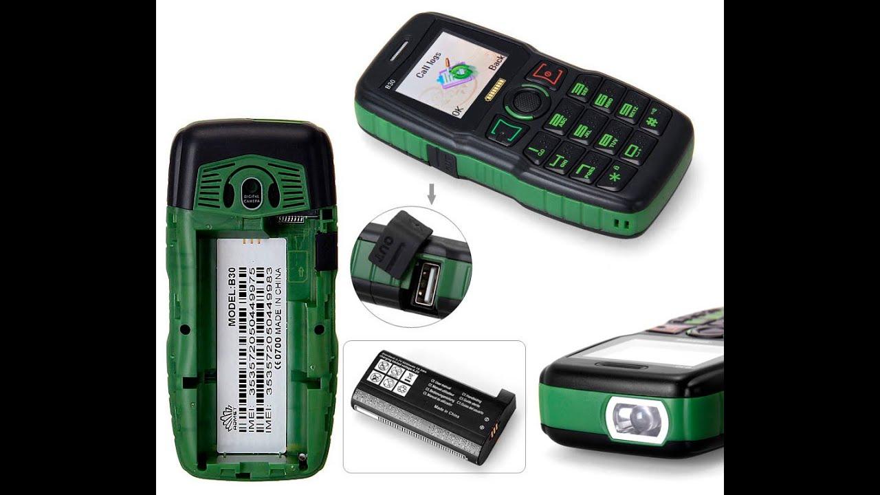 Купить неубиваемый кнопочный телефон с 2 сим на алиэкспресс