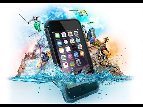 iPhone 6 Lifeproof Case Unboxing. Testing and Review