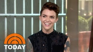 Meet Ruby Rose, The 'OITNB' Star From Down Under | TODAY