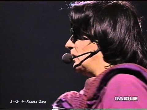 Renato Zero – L'Italiana (Live)