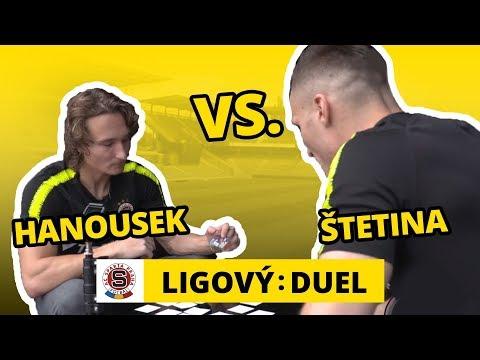 O2 TV Duel: Matěj Hanousek a Lukáš Štetina hrají pexeso
