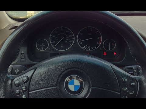 E39 Stainless Steel Gauge Ring Install