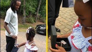 Quavo Migos Gives His Niece A $10K Graduation Gift!