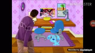 Blue's clues Reboot: Joe and Blue discover Ryan's Toy Review