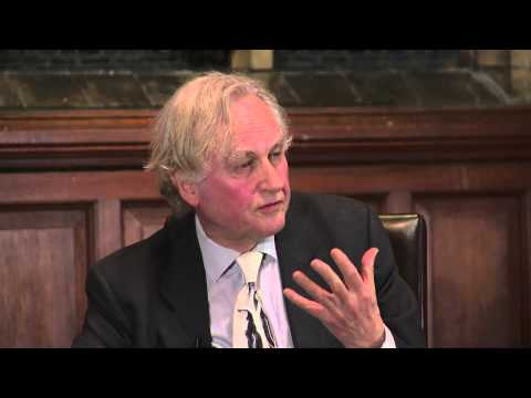 Richard Dawkins | Religion a Computer Virus | Oxford Union