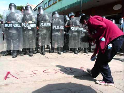 Against All Authority - Barricades