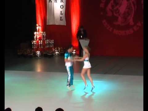 Gisa Roth & Marco Stefano Giordano - Großer Preis von Deutschland 2011