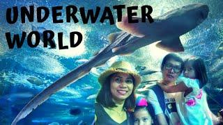 UNDERWATER WORLD PATTAYA THAILAND | We found DORY & NEMO!