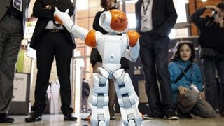 [HD]NAO - Most Popular Humanoid Robot in the World!