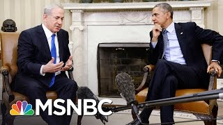 What Does Future Hold For US-Israel Relations? | MSNBC