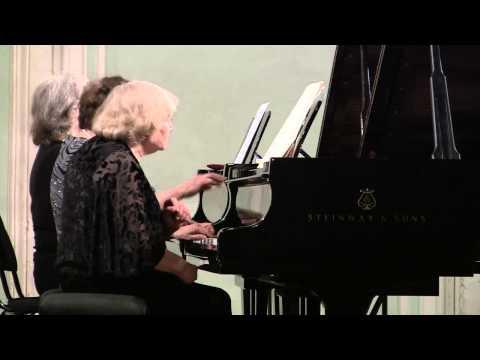 Дворжак Антонин - Славянский танец №4, для двух ф-но