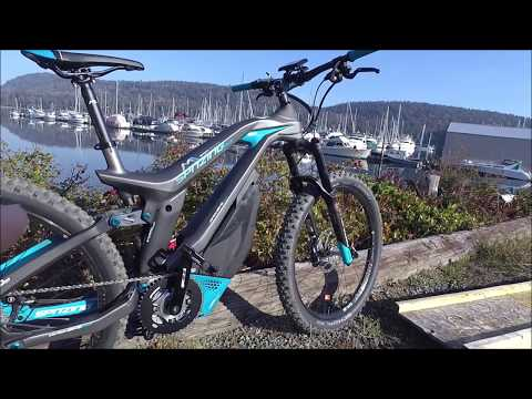 M1 Sport-Technik Spitzing Plus (TQ Motor, 1.1KWh battery) Review and Ride Test
