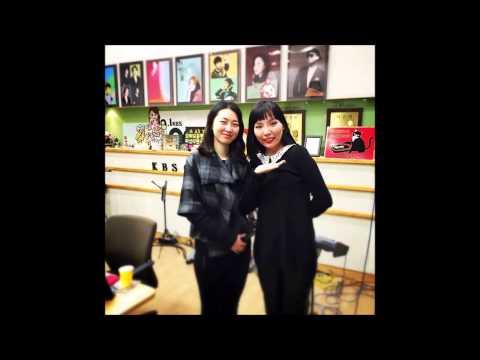 Dami Im -  I Miss You @ 2FM Rooftop Seoul Radio 29/01/2015