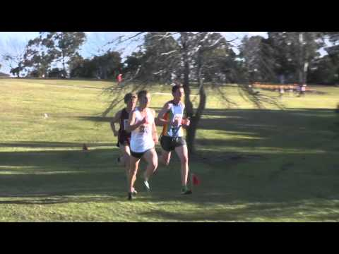 Under 20 5km NSW Short Course XC 2011