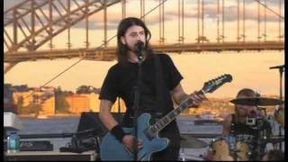 Watch Foo Fighters Up In Arms video